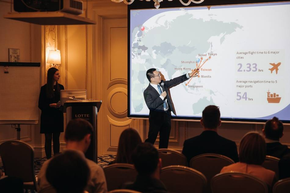 DOING BUSINESS WITH TAIWAN